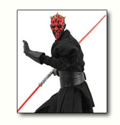 New 1/4 Scale Darth Maul Figure